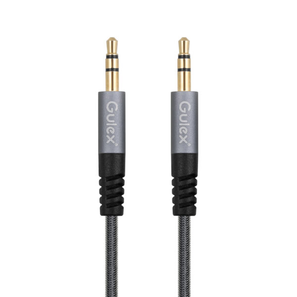 Aux Cable Connector Showing